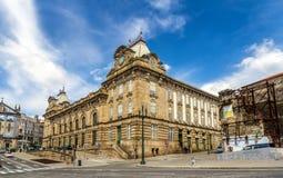 Sao Bento stacja kolejowa w Porto obrazy royalty free