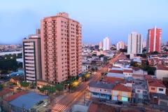 Sao Caetano du sol Images libres de droits