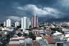 Sao Caetano gör sul Arkivfoton
