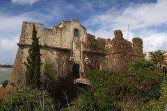 Sao Clemente Fort facade royalty free stock photography