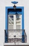 Sao colonial Joao del Rey da janela Fotos de Stock Royalty Free