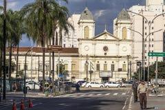 Free Sao Cristovan Church Stock Photography - 121228662