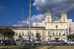 Free Sao Cristovan Church Royalty Free Stock Photo - 121228675