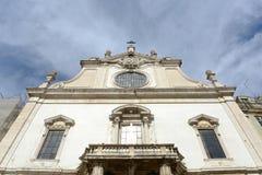 Sao Domingos Church, Lisbon, Portugal Royalty Free Stock Photography