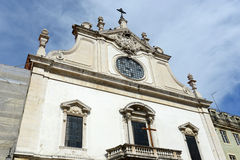 Sao Domingos Church, Lisbon, Portugal Royalty Free Stock Image