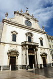 Sao Domingos Church, Lisbon, Portugal Stock Images