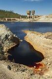 Sao Domingos mine Stock Images