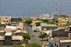 Sao Felipe - une ville dans la croissance Photographie stock