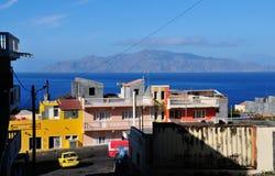 Sao Filipe Neighborhood Royalty Free Stock Images