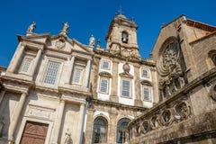 Sao Francisco Church Royalty Free Stock Photography