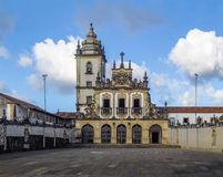Sao Francisco Church - Joao Pessoa, Paraiba, Brésil image stock