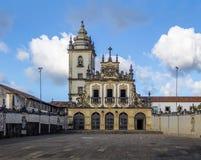 Sao Francisco Church - Joao Pessoa, Paraiba, Brasilien fotografering för bildbyråer