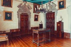 Sao Francisco Church Room Stock Photo