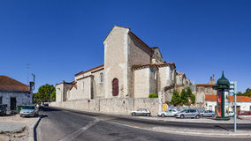 Sao Francisco Convent in the city of Santarem, Portugal. Stock Photo