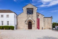 Sao Francisco Convent in der Stadt von Santarem, Portugal Lizenzfreies Stockfoto