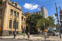 Sao Francisco kwadrat zdjęcie stock