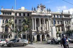 Sao Francisco law school Royalty Free Stock Image