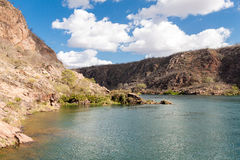 The São Francisco River, Brazil Royalty Free Stock Images