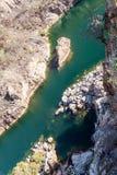 The São Francisco River, Brazil Royalty Free Stock Image