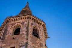 Sao Joao Baptista - St John kościół baptystów, Tomar; Portugalia zdjęcia stock