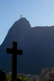 Sao Joao Batista cemetery royalty free stock photos