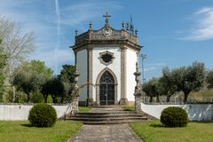 Sao Joao Chapel Stock Photo
