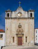 Sao Joao de Almedina's Church Royalty Free Stock Photos