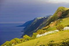 Sao Jorge, Azores Royalty Free Stock Photography