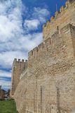 Fortification wall Stock Images