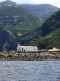 Sao_Jorge_island_Azores Obraz Stock