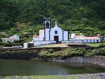 Sao_Jorge_island_Faja_do_Sto_Cristo Imagen de archivo libre de regalías