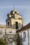 Sao Juliao Church In Setubal Stock Photo