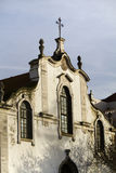 Sao Juliao church in Setubal Royalty Free Stock Image