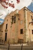 Sao Lourenco Church in Mouraria - Lisbon Stock Image
