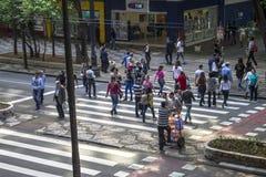 Sao Luis Avenue Foto de archivo
