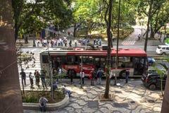 Sao Luis Avenue Fotografía de archivo libre de regalías