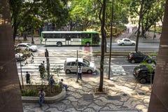Sao Luis Avenue Royalty Free Stock Photo