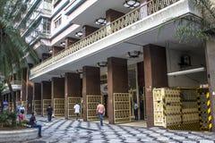 Sao Luis Avenue Stock Photo