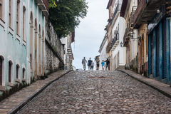 Sao Luis do Maranhao Royalty Free Stock Photography