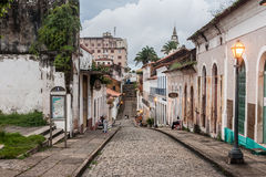 Sao Luis do Maranhao royalty free stock image