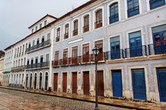 Sao Luis do Maranhao Historical Buildings Royalty Free Stock Photos