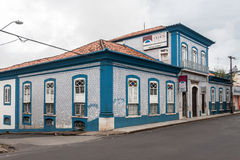 Sao Luis do Maranhao Historical Buildings Stock Photography