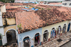Sao Luis do Maranhao Market Brazil Royalty Free Stock Image