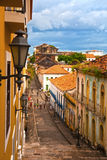 Sao luis of maranhao Royalty Free Stock Images