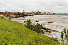 Sao Luis of Maranhao Stock Photo