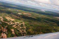 Sao Luis of Maranhao by Air Royalty Free Stock Photos