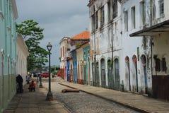 Sao Luis. Maranhao, Brésil photo libre de droits