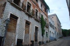 Sao Luis. Maranhao, Brésil photographie stock libre de droits