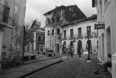 Sao Luis. Maranhao, Brésil Image libre de droits