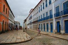 Sao Luis Maranhao, Brésil Photographie stock